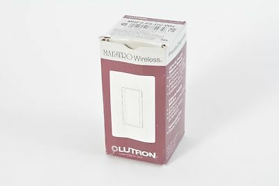 LUTRON MRF 2 8S-DV-WH Maestro Wireless 8 Amp Multi-Location Switch, White
