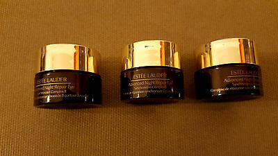 ESTEE LAUDER  Advanced Night Repair Eye  Augencreme 3x5ml= 15ml *NEU*