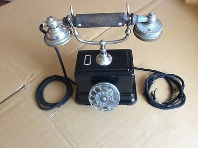 Lot of 3 LM Ericsson 1921 style phones