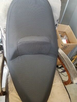 SEAT BLACK FOR GY6 125 / 150cc 4T for scooter, motorcycle