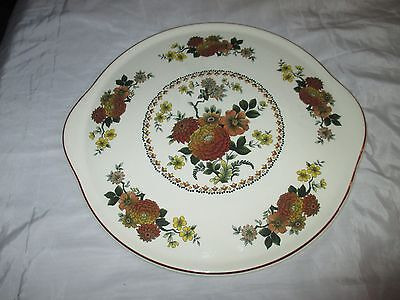Staffordshire Myott Mandalay Dynasty Collection 32cm Cake Stand Serving Platter