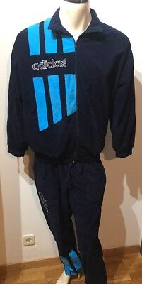 CHANDAL VINTAGE ADIDAS Spain Tracksuit Talla 186 L? Made In
