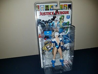 JLI Justice League International ICE 6in Action Figure DC Direct Toys