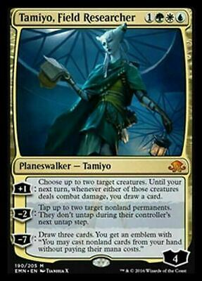 Tamiyo, Field Researcher ~ Eldritch Moon ~ MINT/NearMint ~ Magic The Gathering