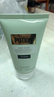 Dsquared 2 Potion Body Wash 100 Ml For Women Gel Moussant