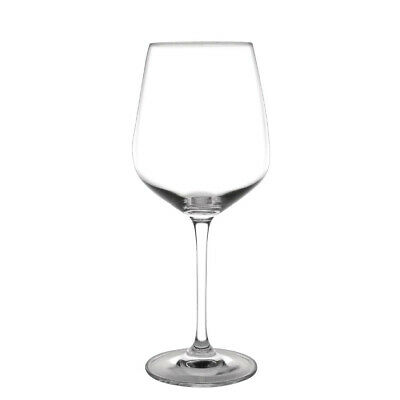 6x Wine Glass 495ml Olympia Chime Commercial Bar Restaurant Cafe Stemware