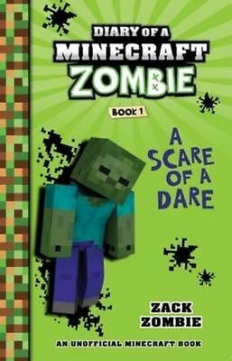 New. Zack Zombie. Diary Of A Minecraft Zombie. Book 1. Scare Dare 9781743811504