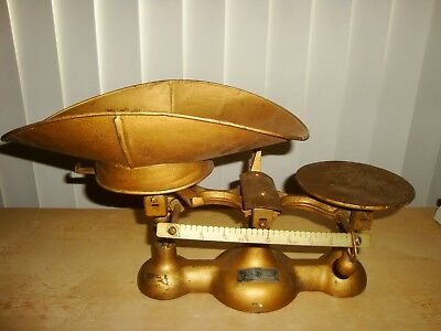 Henry Troemner candy scale