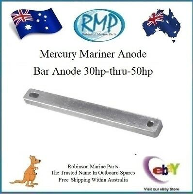 A New Bar Anode Mercury Mariner 30hp-thru-50hp 2/Stroke # 825271