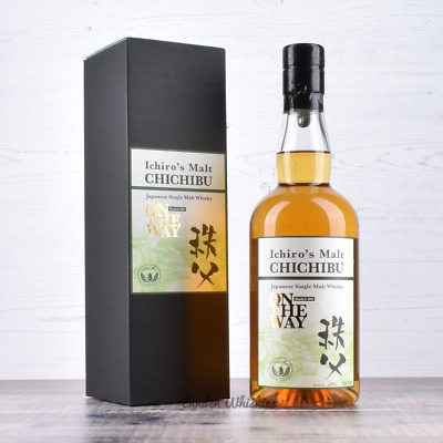 "2015 Ichiro's Malt CHICHIBU ""On The Way"" Japanese Single Malt Whisky 55.5% 700ml"