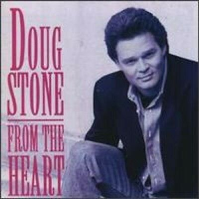 From The Heart, by Doug Stone, CD, 1992, Sony