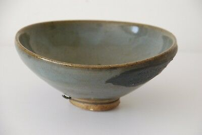 CHINE Ancienne coupe en grès (forme Yahoubeï) MING Asie Old Chinese Bowl Ming