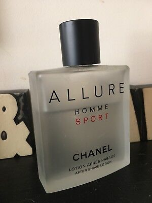 9f2eb47ed282 CHANEL ALLURE HOMME sport Apres Rasage - After Shave Lotion - £28.00 ...