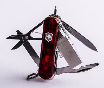 Victorinox Midnite Manager@work USB3.0/3.1 - 16 GB