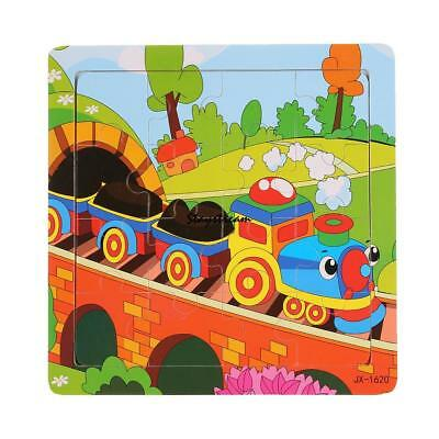 Development Baby Toddler Intelligence Learning Wooden Educational Puzzle Toys