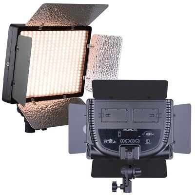 Pro Photography LED Light Dimmable Panel Photo Video Studio Portrait Lighting