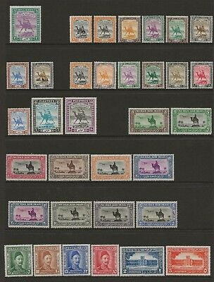 North Africa  Coll.of Mint 1898/1954  Between Sg 12 & Sg 142 & Postage Dues