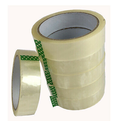 Clear Selotape 24mm x 66M Packing Crafts Office Cellotape