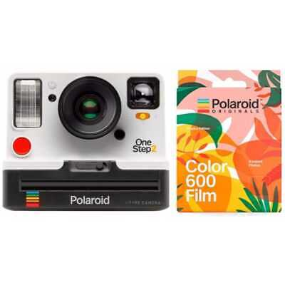 Polaroid Originals 9008 OneStep 2 VF Instant Film Camera with 4848 Tropica Film