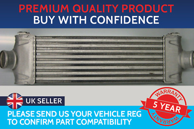Brand New Intercooler To Fit Ford Transit 2.2 Tdci/2.4 Tdci Diesel 2006 To 2013
