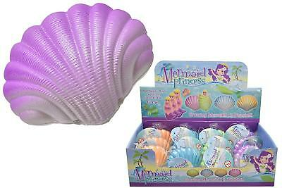 Magic Childrens Growing Mermaid Girls Hatching Water Shell Party Bag Favour Toy