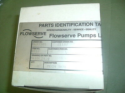 Flowserve  M410Lz928 Pump Seal Kit.................................new  Packaged