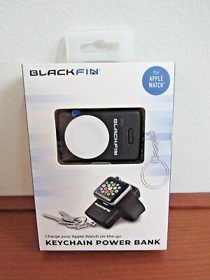 NEW Blackfin Keychain Power Bank for Apple Watch FREE Shipping!