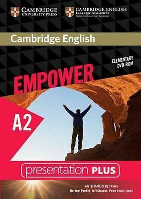 Cambridge English Empower Elementary Presentation Plus (with Student's Book) by
