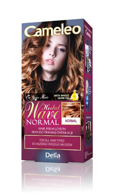 Delia Cameleo Hair Perm Lotion For Thick Hair Strong