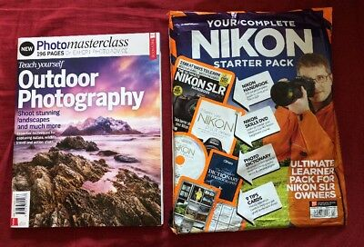 Tech Yourself Outdoor Photography, and Your Complete Nikon Starter Pack