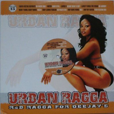 "Various - Urban Ragga Volume 13 Vinyl 12"" 0715258"
