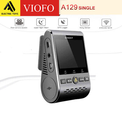 Viofo A129 SONY Starvis lens 5ghz Wifi GPS Dash Camera parking monitoring 24/7