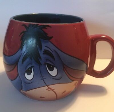 Disney Eeyore Mug Barrel Shaped Coffee Cup Collectable Mugs Ideal Gift