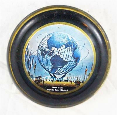 Vintage Unisphere Collector's Plate 1964-65 World Fair New York