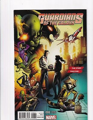 Guardians Of The Galaxy (Variant Edition) (Marvel 2016)