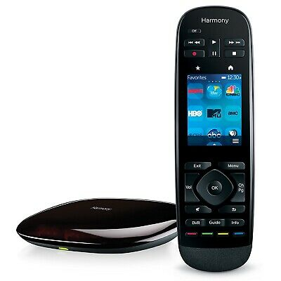 Logitech 915-000201 PC / MAC Infrared/ Bluetooth Harmony Ultimate Remote Control