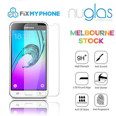 Nuglas Tempered Glass Screen Protector For Samsung Galaxy J1 J3 J5 J7 2016