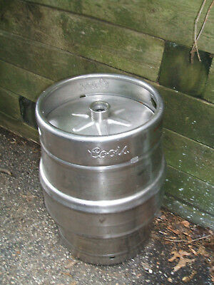 Coors 1/2 Barrel, 15 1/2 Gallons Empty Beer Keg - Shipping by Zone