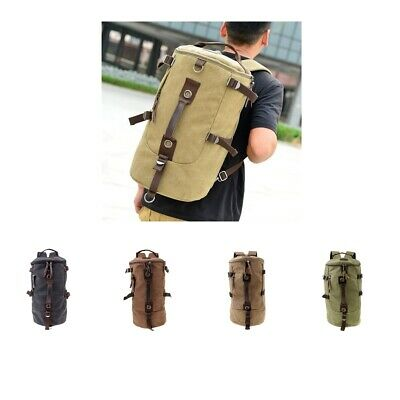 Outdoor Sports Military Tactical Backpack Travel Hand Tote Bag Hiking Pack