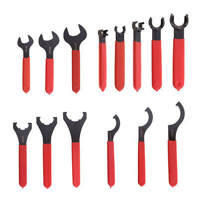 Wearproof ER Wrench Spanner A M UM Hook Types for Clamping Nut CNC Milling Lathe