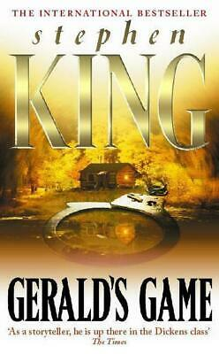 Gerald's game by Stephen King (Paperback)