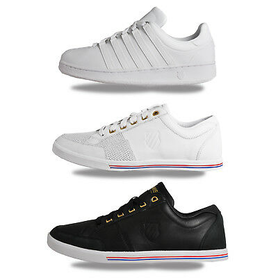 K Swiss Classic Vintage & Matchcourt Leather Retro Trainers From £24.99 Free P&P