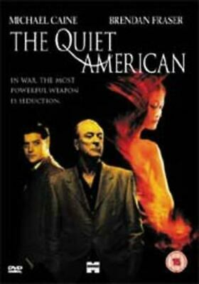 The Quiet American DVD (2003) Michael Caine