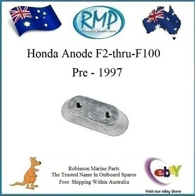 A Brand New Aftermarket Honda Outboard Anode F2-thru-F100  # 41106-935-812