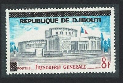 Djibouti Buildings 1v SG#702