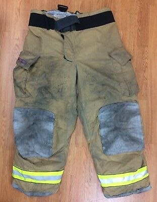 Globe Gxtreme Firefighter Bunker Turnout Pants 44 x 30 '05