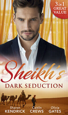 Desert Men of Qurhah: Sheikh's dark seduction: Seduced by the Sultan (Desert