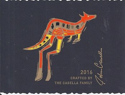 Yellow Tail Cabernet Sauvignon 2016 Wine Bottle Labels