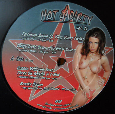 "Various - Hot & Dirty Vol. 13 Vinyl 12"" 0715264"