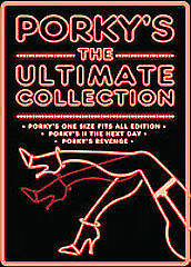 Porky's the Ultimate Collection New DVD! Ships Fast!
